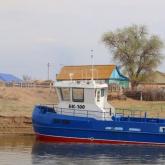 Құрманғазы ауданында 110 млн теңгеге сатып алынған паром әлі іске қосылмай тұр