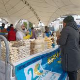 Елордада Қарағанды фермерлерінің жәрмеңкесі өтуде