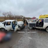 Қарағанды облысында жантүршігерлік жол апатынан үш адам қаза тапты