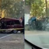 Жамбыл облысында екі көлік бетпе-бет соғысты: бір адам қаза болды