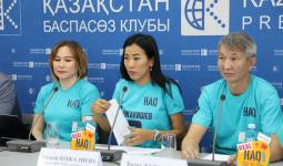 «Хақ» партиясын тіркеу процедурасына жол берілмей отыр - Тоғжан Қожалиева