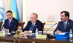 Нұрсұлтан Назарбаев Конституциялық Кеңестің отырысына қатысты