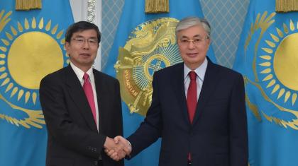 Тоқаев Азия даму банкінің президентін қабылдады