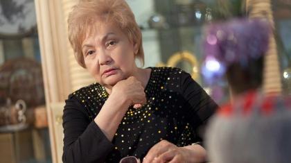 Алматыдағы көшелердің біріне Фариза Оңғарсынованың аты берілді