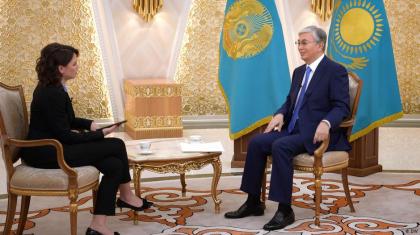 Жеке басқа табыну, Қытай экспансиясы, Астана атауы – Тоқаевтың Немцоваға берген сұхбатында тағы не айтылды?