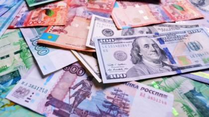 Доллар курсы 376 теңгеге дейін төмендеді - KASE