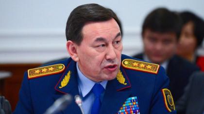 Қалмұханбет Қасымов Мемлекеттік күзет қызметінің бастығы болып тағайындалды