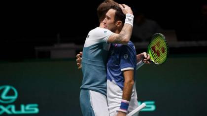 Australian Open: Кукушкин мен Бублик жұбы жартылай финалға шықты