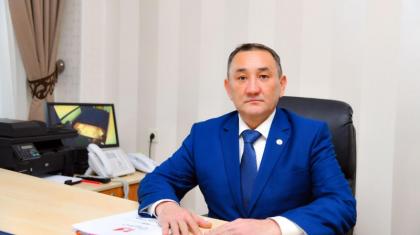 Шымкент қаласы әкімінің орынбасары тағайындалды