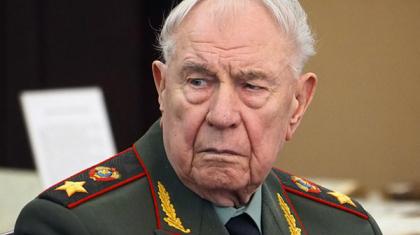 Кеңес Одағының соңғы маршалы көз жұмды