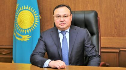 Жамбылдағы ауыс-түйіс: Сапарбаев аппарат басшысын тағайындады