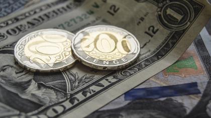 Осы аптада ұлттық валюта 0,22 теңгеге нығайды