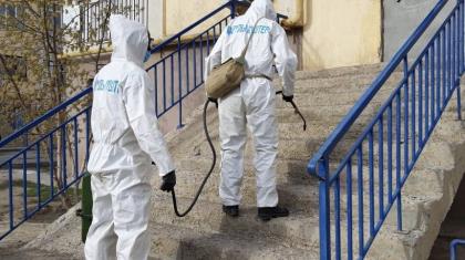 Атырауда коронавирус инфекциясының 11 ошағы анықталды