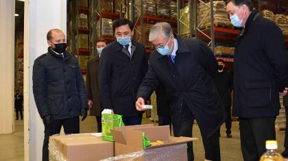 Орталық Азия елдеріне гуманитарлық көмек көрсетуге дайынбыз – Тоқаев