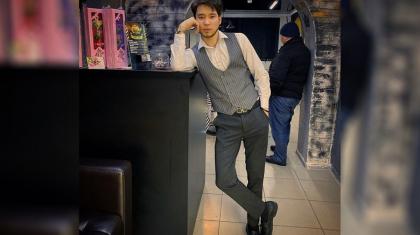 Петропавлға қоныс аударған 22 жастағы шымкенттік жігіт табысты бизнес басқарып отыр