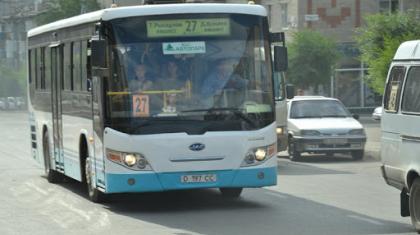 Ақтөбеде кондуктор автобустан құлап, көз жұмды