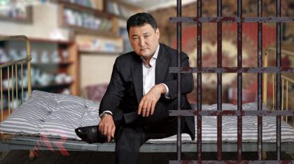 Павлодар облысының экс-әкімі Болат Бақауов 3,5 жылға сотталды