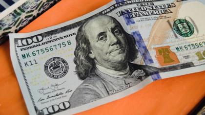 Бір апта ішінде доллар 4 теңгеге нығайды