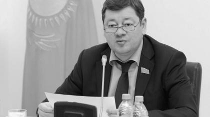 Мәжіліс депутаты Глеб Щегельский қайтыс болды