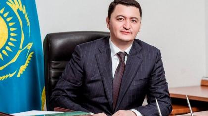Камалжан Надыров өз өтініші бойынша қызметінен кетті