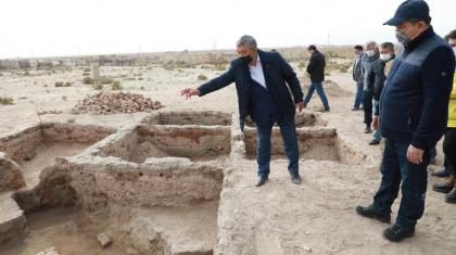 Сарайшық қаласынан табылған қабірхана Қасым ханның жерленген орны болуы мүмкін
