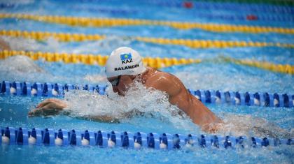 Дмитрий Баландин Қазақстан чемпионатындағы кезекті алтынын алды