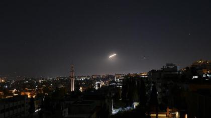 Израиль Сирияға бірнеше әуе шабуылын жасады