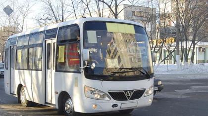 Оралда рөлде отырып есірткі қолданған автобус жүргізушілері ұсталды