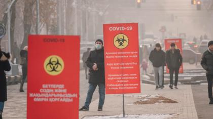 Алматылықтардың 40%-ы коронавирусты қоғамдық орындарда жұқтырады