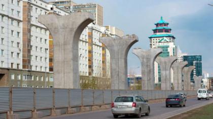 LRT бағандары қаланың келбетін бұзып тұр – Алтай Көлгінов