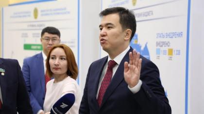 Экс-министр Руслан Дәленов жаңа қызметке тағайындалды