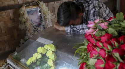 Мьянмадағы қантөгіс: бір тәулікте 38 адам қаза тапты