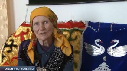 Жан-тәнімен қазақ боп кеткен Лиза әжей қазақ жерінде мәңгі қалуды армандайды