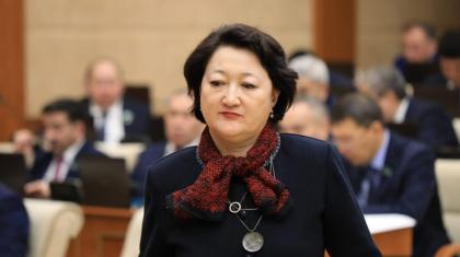 Ақтоты Райымқұлова басшылық ететін министрлікте 2 комитет құрылды