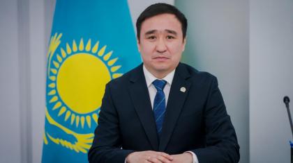 Nur Otan партиясы елордалық филиалы төрағасының бірінші орынбасары тағайындалды