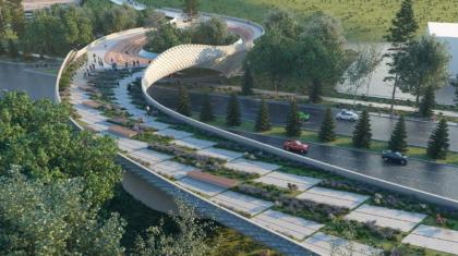 Тұңғыш Президент паркінен басталады: Алматыда 7,5 шақырымдық жасыл дәліз салынбақ