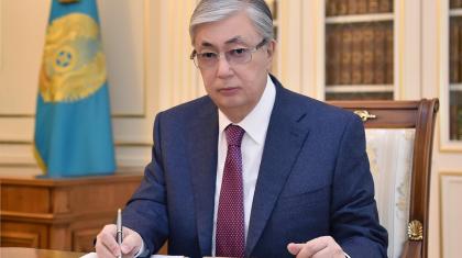 Президент Есенғали Раушановтың отбасына көңіл айтты