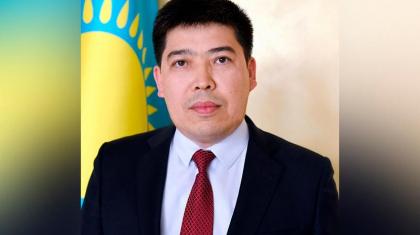 Сыртқы істер министрінің орынбасары тағайындалды