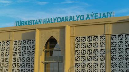 Түркістан – Ыстамбұл бағытында халықаралық тұрақты рейс ашылады