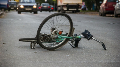 Ақтөбеде 68 жастағы велосипедшіні көлік қағып өлтірді