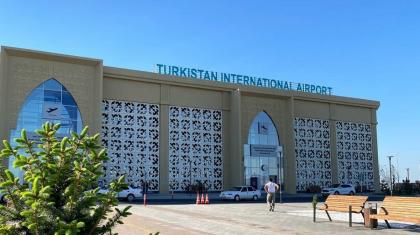 Түркістаннан Ыстамбұлға тағы бір әуе компаниясының рейстері ұша бастады