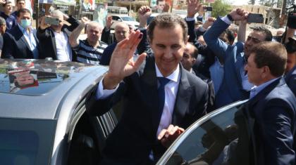Сириядағы президенттік сайлауда Башар Асад тағы да жеңіске жетті