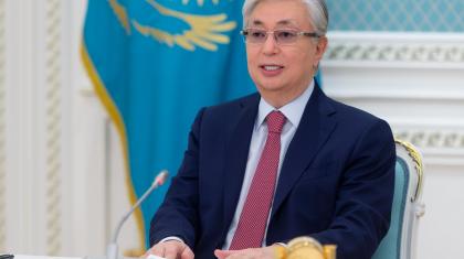 ДСҰ бас директоры Тоқаевты Женевада өтетін конференцияға шақырды