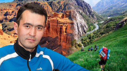 Сайрам-Өгемдегі қайғылы жағдай, Шарындағы өлім - ішкі туризмдегі қауіпсіздік туралы Kazakh Tourism басшысының жауабы