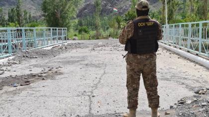 Қырғызстан Тәжікстанға наразылық нотасын білдірді