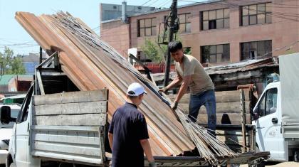Бетон, цемент, арматура, кірпіш: құрылыстағы қымбатшылыққа не әсер етті