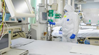 Өткен тәулікте 840-қа жуық адам COVID-19 вирусынан жазылып шықты