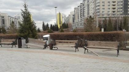 «15 тәулікке қамау керек»: Тоқаев вандализм туралы