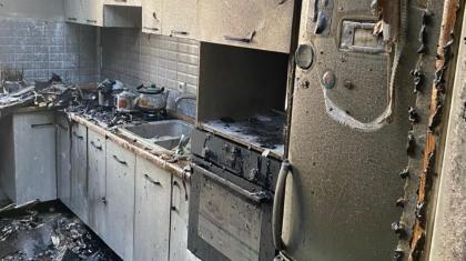 Атырау облысында үйде газ жарылып, бір әйел қаза тапты