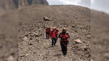 Іле Алатауында жоғалып кеткен турист табылды